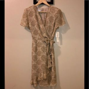 NWT Maggy London 💯% Silk Dress,Size-10P